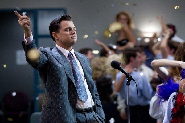 Leonardo DiCaprio dostal šancu prejaviť sa a ďalší  spolupracovníci Martina Scorseseho príležitosť zabaviť sa.