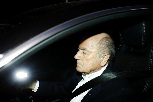 """Tomu, že Blatter je """"čistý"""" verí už ozaj len málokto."""