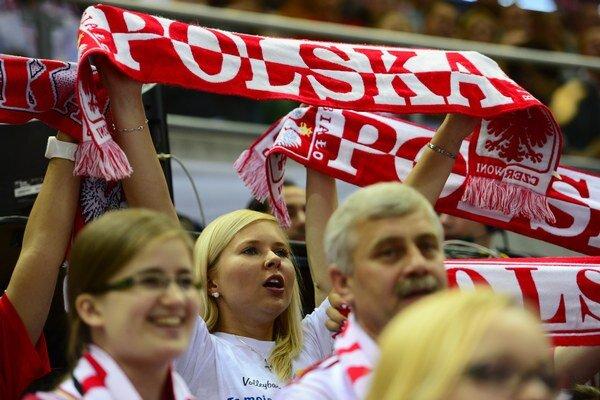 V Glasgowe očakávajú organizátori poľských priaznivcov aj v sektoroch vyhradených pre domácich fanúšikov.