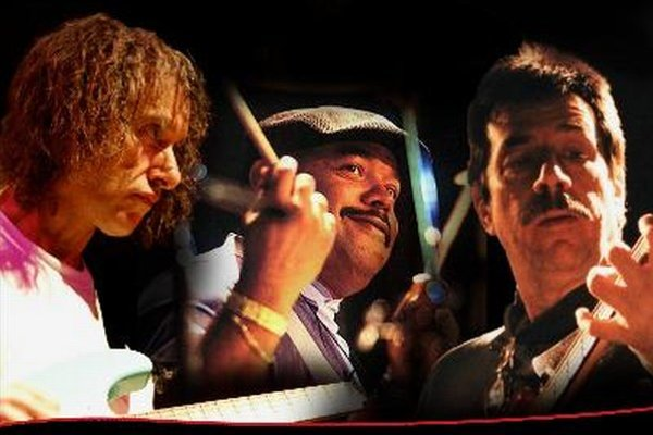 HBC The Super Trio - výstižný názov pre hviezdnych inštrumentalistov. Nejde o projekt, ale o skutočne fungujúcu superskupinu.
