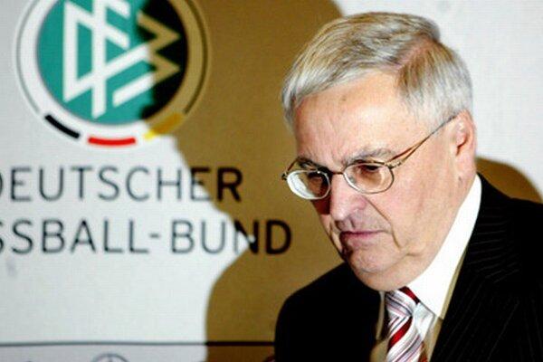 Bývalý prezident DFB Theo Zwanziger.