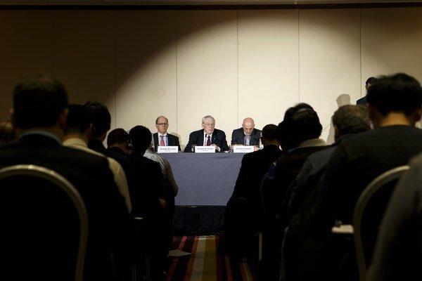 Čelní predstavitelia WADA - ilustračná fotografia.