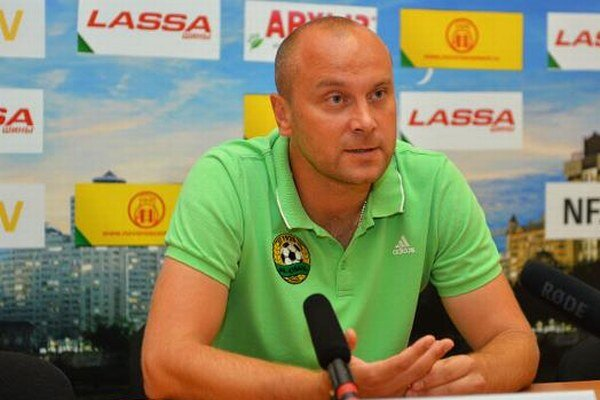 Krátka a neúspešná. taká bola Chochlovova trénerská misia v Kubani Krasnodar.