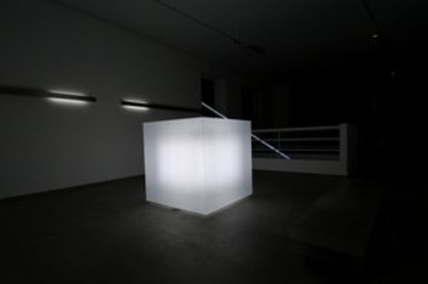 Z výstavy Václava Ciglera, ktorá trvá do 21. apríla.