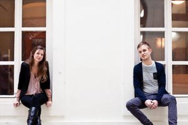 Petra Kemková a Andrej Kiszling, ktorí založili agentúru Owl Illustration. Viac nájdete na stránke www.owlillustration.com.