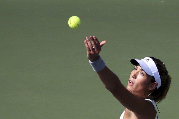 Muguruzová má proti našej tenistke aj naďalej pozitívnu bilanciu.