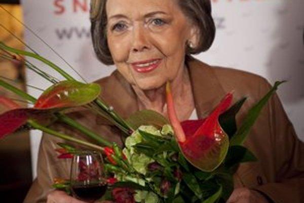 Jiřina Jirásková patrila medzi najznámejšie české herečky.