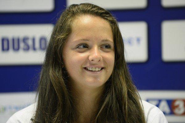 Aj napriek hladkej prehre v semifinále môže mať Kužmová po Wimbledone rozhodne dôvod na úsmev.