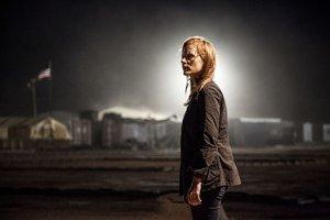 Agentka, ktorú hrá Jessica Chastain vo filme Kathryn Bigelow (na snímke dole), má vraj predobraz v skutočnsoti.