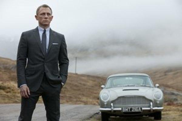 Daniel Craig – James Bond, ako si ho do  filmu Skyfall vymyslel  Sam Mendes, držiteľ Oscara za Americkú krásu.