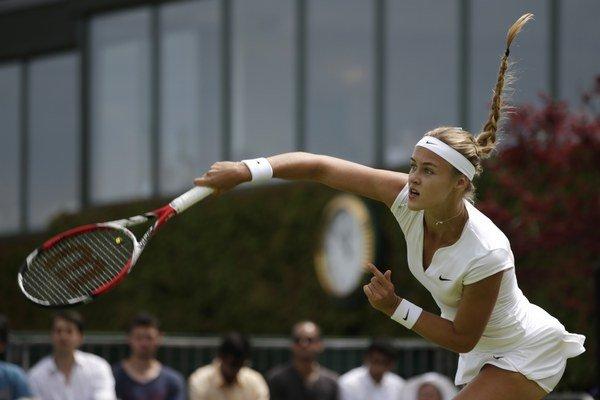 Karolína Schmiedlová predvádzala v júli skvelé výkony. Vyhrala turnaj v Bukurešti, v Bad Gasteine postúpila do semifinále.