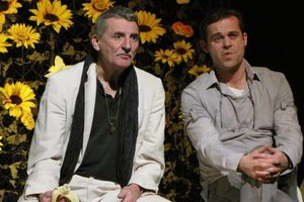 Magický dátum 11.11. 2012 bude patriť predstaveniu Goldbergovské variácie! Uvidíte aj Martina Hubu.