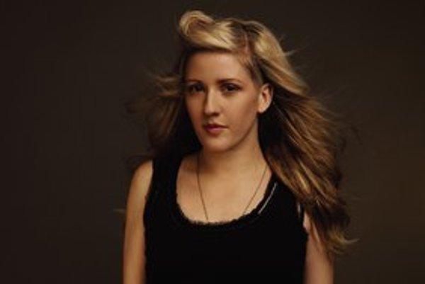 Ellie Goulding (25). Raz asi bude hviezdou.
