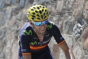 Alejandro Valverde je naďalej lídrom rebríčka UCI.