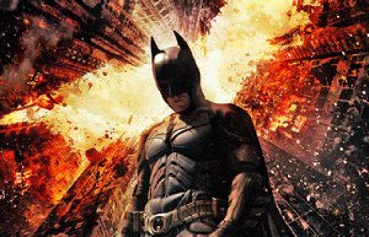 Batman striekať zbraň