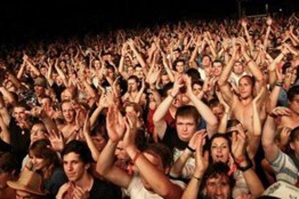 Keď festival podporujú hudobníci aj diváci, o  budúcnosť má postarané.