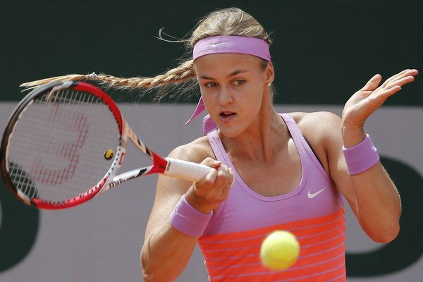 Anna Karolína Schmiedlová sa s parížskou antukou lúči už po prvom zápase.