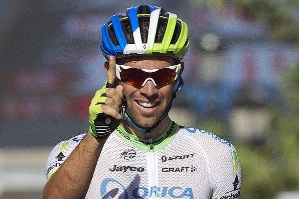 5c8542dc09f54 Jediným premožiteľom Petra Sagana v rámci štvrtej etapy bol Austrálčan  Michael Matthews.