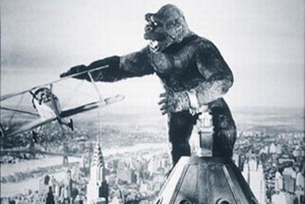 Prvý King Kong z roku 1933 sa dočkal mnohých remakov.