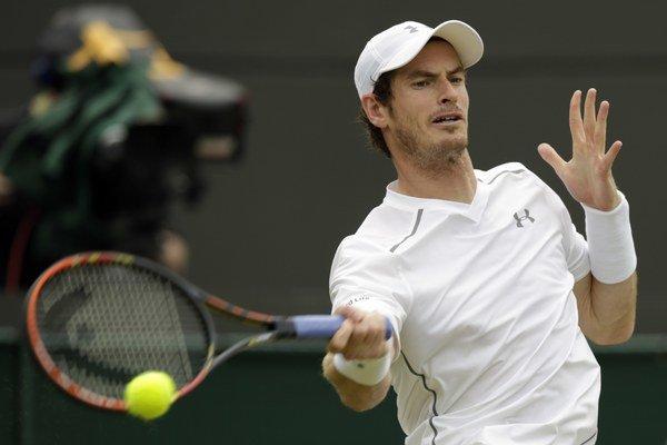 Andy Murray nedal Holanďanovi Robinovi Haasemu žiadnu šancu.