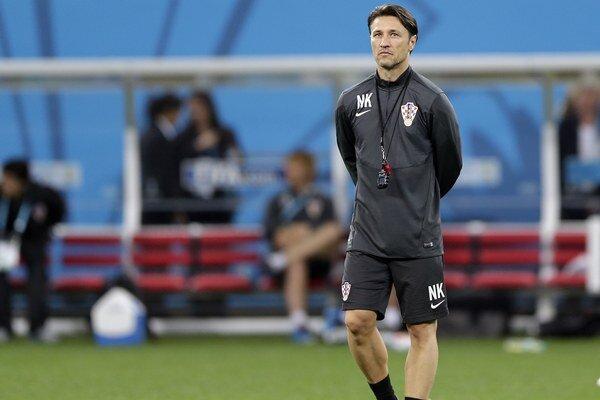 Kouč národného tímu Chorvátska bol účastníkom nepríjemného incidentu.