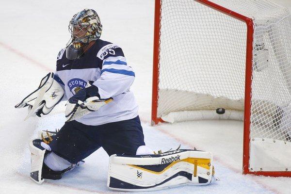 Pekka Rinne zaznamenal tri čisté kontá v rade.