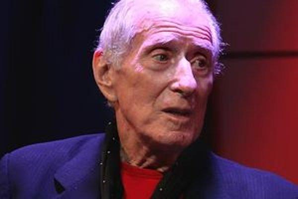 Jerry Leiber (25. apríl 1933 – 22. august 2011)