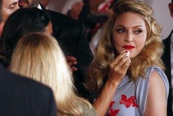 Madonna uviedla svoj druhý film.