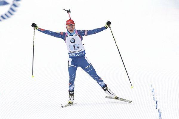 Veronika Vítková tento rok žiari. Vo Svetovom pohári je medzi ženami celkovo tretia.