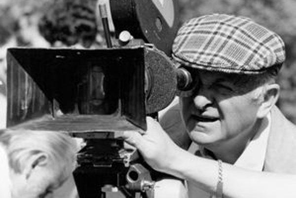 Otakar Vávra napísal vyše 80 scenárov a režíroval päťdesiatku filmov.