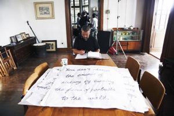 Francúzsky režisér Luc Besson nakrúca film o rebelke, ktorú nazval Lady.