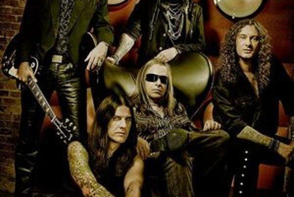 Skupina Helloween v aktuálnej zostave.