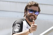 Fernando Alonso bude štartovať na víkendovej Veľkej cene Malajzie.