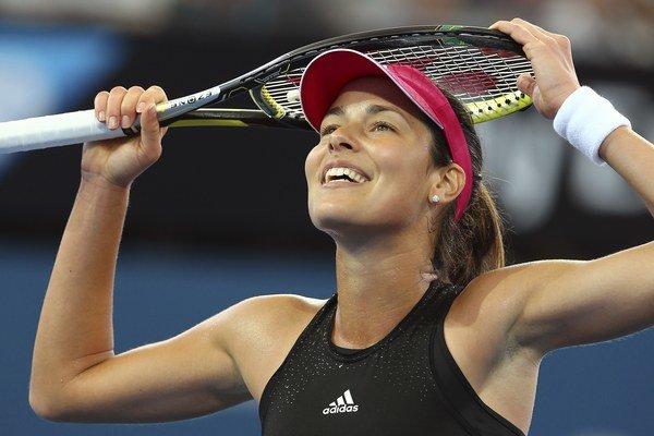 Ana Ivanovičová zdolala v semifinále turnaja v Brisbane Varvaru Lepchenkovú 7:6, 6:4.