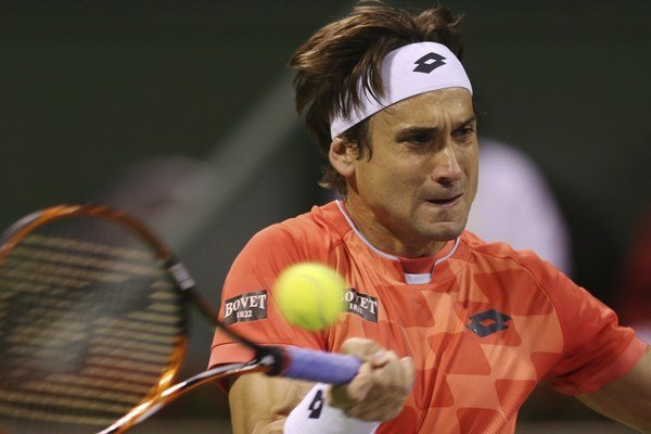 David Ferrer vyhral turnaj v Dauhe.