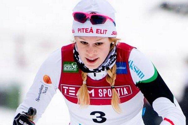 Jennie Öbergová.