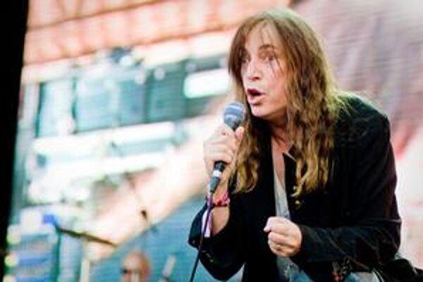 Predvlani si zaspievala prvýkrát na Slovensku, vlani napísala ocenenú knihu pamätí.