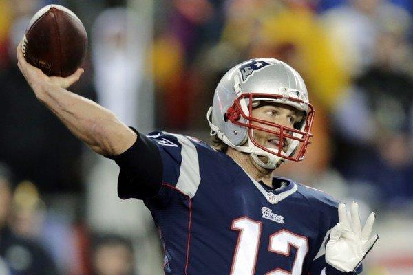 Tom Brady patrí nielen k najväčším hviezdam tímu New England Patriots, ale aj celej NFL.