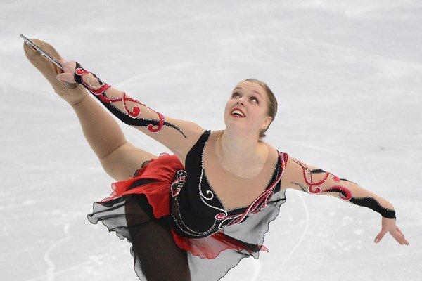 Nicole Rajičová reprezentovala Slovensko aj na olympijských hrách v Soči. Na ME v Štokholme môže teraz vybojovať najlepší výsledok kariéry.