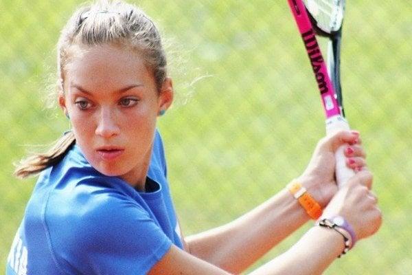 Tereza Mihalíková si v Melbourne zahrá juniorské finále.