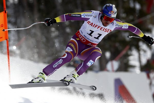 Aksel Lund Svindal na majstrovstvách sveta prekvapil.