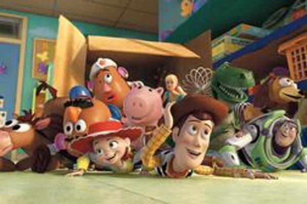 Hračky v Toy Story 3 zobrali osud do vlastných rúk.