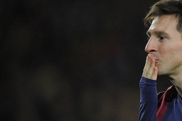 Lionel Messi dosiahol ďalší rekord.