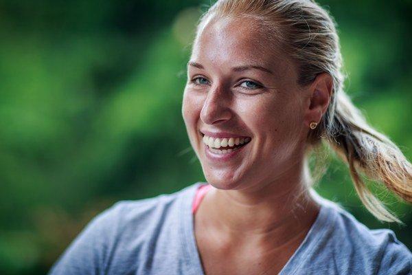Dominiku Cibulkovú čaká na Australian Open obhajoba finále.