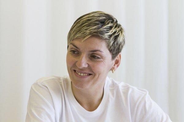 Lýdia Jakubisová strelila Češkám päť gólov.