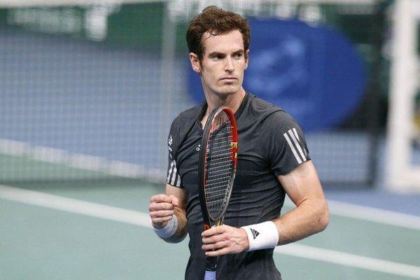 Andy Murray si siedmykrát v rade zahrá na Turnaji majstrov.