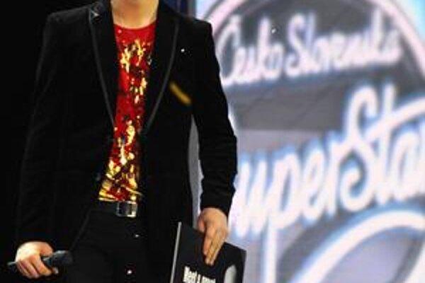 Martin Chodúr je víťazom prvej federálnej SuperStar.