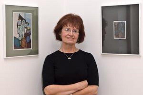Lee Karpiscak, po dlhé roky zastupujúca riaditeľka arizonského Univerzitného múzea v Tucsone, doň zakúpila reprezentatívnu kolekciu diel slovenských umelcov, aká sa prakticky nenachádza v žiadnom inom americkom múzeu. Vlastnú zbierku má aj vo svojom dome.