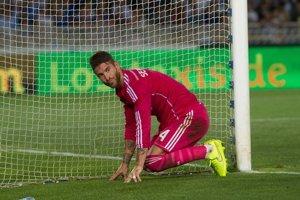 Real Madrid nezačal sezónu dobre. Na kolenách Sergio Ramos.