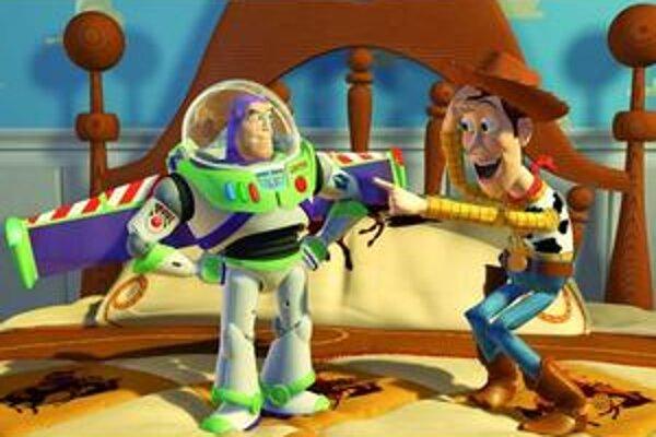 Z filmu Toy Story.